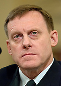 "Mike Rogers, Director of the National Security Agency gives testimony before the United States House Permanent Select Committee on Intelligence (HPSCI) on the ""Russian Active Measures Investigation"" on Capitol Hill in Washington, DC on Monday, March 20, 2017.<br /> Credit: Ron Sachs / CNP<br /> (RESTRICTION: NO New York or New Jersey Newspapers or newspapers within a 75 mile radius of New York City)"