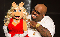 LAS VEGAS, NV - October 10:   Disney's The Muppets on stage tonight with CeeLo Green at Planet.Hollywood Resort & Casino on October 10, 2012 in Las Vegas, Nevada. The Muppets joined the Grammy.Award winning artist to perform an original song ?All I Need Is Love? for the ?CeeLo and Friends? concert celebrating the musician's forthcoming holiday album ?CeeLo's Magic Moment.? The music.extravaganza will air on TV Guide Channel and on The Warner Sound.Atlantic Records' YouTube Channel this holiday season. The Muppets will appear in the ?All I Need Is Love? music video with Green, and is.sure to become a holiday classic when ?CeeLo's Magic Moment? arrives.everywhere on October 30. © Kabik/ Starlitepics/MediaPunch Inc. /NortePhoto