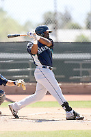 Joe Dunigan, Seattle Mariners 2010 minor league spring training..Photo by:  Bill Mitchell/Four Seam Images.