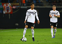 Thilo Kehrer (Deutschland Germany) - 15.11.2018: Deutschland vs. Russland, Red Bull Arena Leipzig, Freundschaftsspiel DISCLAIMER: DFB regulations prohibit any use of photographs as image sequences and/or quasi-video.