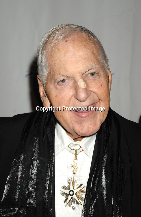 William Meredith..at The National Book Awards Gala on November 15, 2006 ..at The Marriott Marquis Hotel in New York City...Photo by Robin Platzer, Twin Images