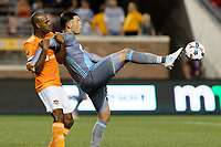 Minneapolis, MN - Wednesday July 19, 2017: Minnesota United FC played the Houston Dynamo in a Major League Soccer (MLS) game at TCF Bank stadium. Final score Minnesota United 0, Houston Dynamo 0
