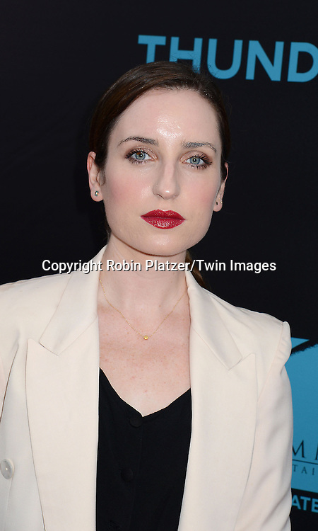 Zoe Lister-Jones attend the Special Screening of &quot;John Wick&quot;  on October 13, 2014 at the Regal Union Square Stadium 14 in New York City.<br /> <br /> photo by Robin Platzer/Twin Images<br />  <br /> phone number 212-935-0770