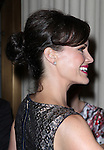 Carla Gugino attending the Opening Night Performance of 'Grace' at the Cort Theatre in New York City on 10/4/2012.