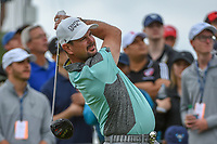 Rory Sabbatini (RSA) watches his tee shot on 4 during round 3 of the AT&T Byron Nelson, Trinity Forest Golf Club, Dallas, Texas, USA. 5/11/2019.<br /> Picture: Golffile | Ken Murray<br /> <br /> <br /> All photo usage must carry mandatory copyright credit (© Golffile | Ken Murray)