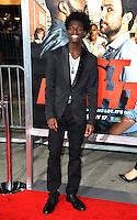 Tim Johnson Jr. at the world premiere for &quot;Fist Fight&quot; at the Regency Village Theatre, Westwood, Los Angeles, USA 13 February  2017<br /> Picture: Paul Smith/Featureflash/SilverHub 0208 004 5359 sales@silverhubmedia.com