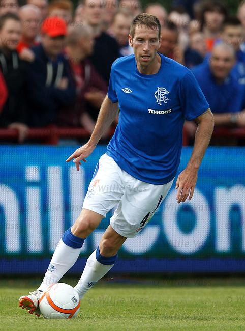 Kirk Broadfoot, Rangers