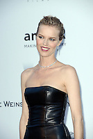 Eva Herzigova attending the amfAR Gala 2012 at the Hotel Cup du Eden-Rock in Cannes 24.05.2012. Credit:Timm/face to face / Mediapunchinc