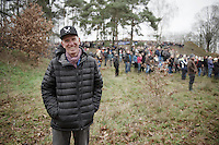 Cross Vegas organiser Brook Watts came over from the States to witness some of Sven Nys' last races<br /> <br /> GP Sven Nys 2016
