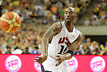 USA's KObe Bryant during friendly match.July 24,2012. (ALTERPHOTOS/Acero)