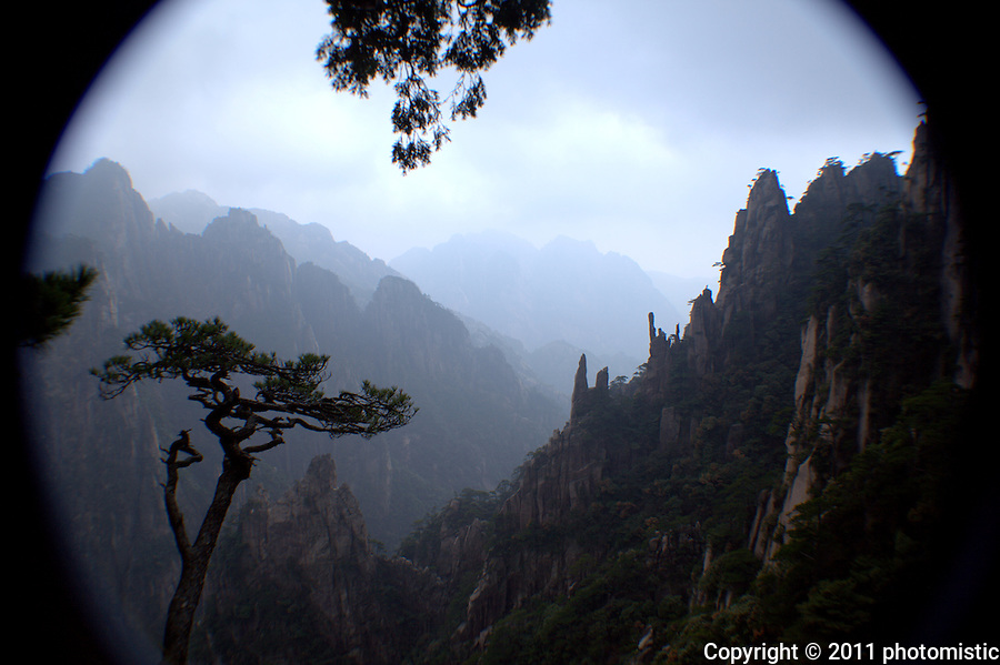 mt. huangshan (yellow mountain)
