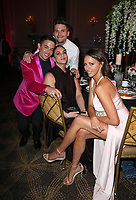 LOS ANGELES, CA - NOVEMBER 9: Dr. John Sessa, Katie Maloney, Tom Schwartz, Kristen Doute, at the 2nd Annual Vanderpump Dog Foundation Gala at the Taglyan Cultural Complex in Los Angeles, California on November 9, 2017. Credit: November 9, 2017. Credit: Faye Sadou/MediaPunch