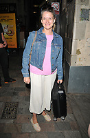 "Caroline Sheen at the ""9 To 5 The Musical"" theatre new cast change stage door departures, Savoy Theatre, The Strand, London, England, UK, on Thursday 04th July 2019.<br /> CAP/CAN<br /> ©CAN/Capital Pictures"