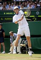 30-6-06,England, London, Wimbledon, third round match,