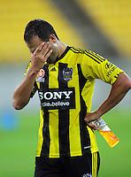 130227 A-League Football - Wellington Phoenix v Newcastle Jets