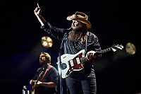 09 June 2018 - Nashville, Tennessee - Chris Stapleton. 2018 CMA Music Fest Nightly Concert held at Nissan Stadium.  <br /> CAP/ADM/LF<br /> &copy;LF/ADM/Capital Pictures