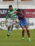Drogheda United Stephen Meaney. Photo:Colin Bell/pressphotos.ie