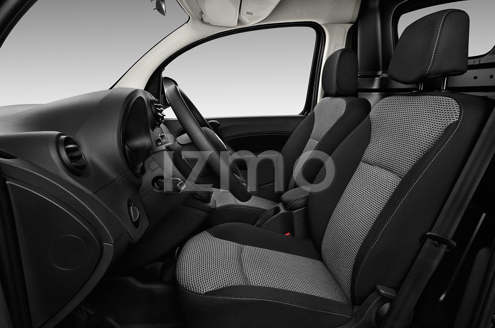 Front seat view of 2017 Mercedes Benz Citan Perfect-Tool 5 Door Cargo Van Front Seat  car photos