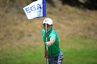Conor Purcell (IRL) during the first round of the European Amateur Championship played at the Royal Hague Golf and Country Club, The Hague, Netherlands. 27/06/2018<br /> Picture: Golffile | Phil Inglis<br /> <br /> All photo usage must carry mandatory copyright credit (&copy; Golffile | Phil Inglis)