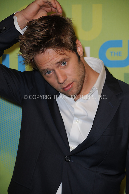WWW.ACEPIXS.COM . . . . . ....May 21 2009, New York City....Actor Shaun Sipos  arriving at the 2009 The CW Network UpFront at Madison Square Garden on May 21, 2009 in New York City.....Please byline: KRISTIN CALLAHAN - ACEPIXS.COM.. . . . . . ..Ace Pictures, Inc:  ..tel: (212) 243 8787 or (646) 769 0430..e-mail: info@acepixs.com..web: http://www.acepixs.com