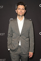 """24 March 2019 - Hollywood, California - Adam Scott. 2019 PaleyFest LA - """"The Twilight Zone"""" held at The Dolby Theater. <br /> CAP/ADM/FS<br /> ©FS/ADM/Capital Pictures"""