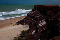 Tibau do Sul_RN, Brasil...Regiao de Pipa. Na foto, chapadao da praia do Amor...The Pipa region. In this photo, Amor beach...Foto: LEO DRUMOND / NITRO