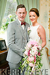 Sandra Fitzgerald, Kilcummin, Killarney, daughter of John Joe and Sheila Fitzgerald, and Daniel O'Sullivan, Rathmore, son of John Joe and Sheila O'Sullivan, were married at Shrone Church Rathmore by Fr. Pat O'Donnell on Saturday 11th June 2016 with a reception at Ballyseede Castle Hotel