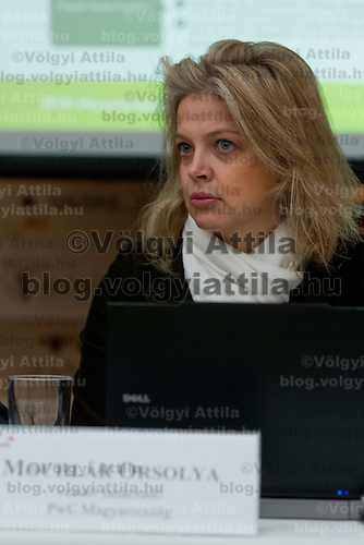 Mochlar Orsolya, vezeto tanacsado, PricewaterhouseCoopers Magyarorszag