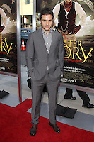 Santiago Cabrera at the film premiere of 'For Greater Glory' at AMPAS Samuel Goldwyn Theater on May 31, 2012 in Beverly Hills, California. © mpi26/ MediaPunch Inc.