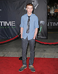 Cameron Monahan at The Regency Enterprises L.A. Premiere of In Time held at The Regency Village Theatre in Westwood, California on October 20,2011                                                                               © 2011 Hollywood Press Agency