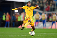 Dedryck Boyata defender of Belgium  <br /> Saint Petersbourg  - Qualification Euro 2020 - 16/11/2019 <br /> Russia - Belgium <br /> Foto Photonews/Panoramic/Insidefoto <br /> ITALY ONLY