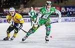 Stockholm 2013-12-30 Bandy Elitserien Hammarby IF - Broberg S&ouml;derhamn IF :  <br /> Hammarbys Carl-Johan Rutqvist <br /> (Foto: Kenta J&ouml;nsson) Nyckelord: