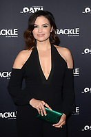"""LOS ANGELES - JAN 14:  Katrina Law at the Crackle's """"The Oath"""" Photo Call at the Langham Huntington Hotel on January 14, 2018 in Pasadena, CA"""