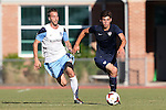 24 May 2014: USA Under-20's Ian Harkes (right). The Under-20 United States Men's National Team played a scrimmage against the Wilmington Hammerheads at Dail Soccer Field in Raleigh, North Carolina. Wilmington won the game 4-2.