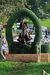 Images from the Cross Country Phase of the 2012 Land Rover Burghley Horse Trials in Stamford, Lincolnshire, UK