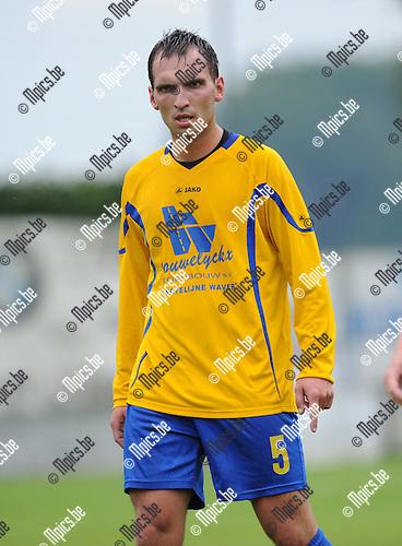2012-07-15 / Voetbal / seizoen 2012-2013 / FC Walem / Levy Smets..Foto: Mpics.be
