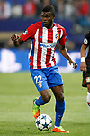 Atletico de Madrid's Thomas Partey during Champions League 2016/2017 Round of 16 2nd leg match. March 15,2017. (ALTERPHOTOS/Acero)