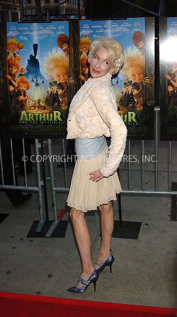 WWW.ACEPIXS.COM . . . . .  ....December 7, 2007, New York City....Penny Balfour attends the 'Arthur and the Invisibles' Premiere.....Please byline: AJ Sokalner - ACEPIXS.COM.... *** ***..Ace Pictures, Inc:  ..(212) 243-8787 or (646) 769 0430..e-mail: picturedesk@acepixs.com..web: http://www.acepixs.com