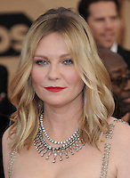 www.acepixs.com<br /> <br /> January 29 2017, LA<br /> <br /> Kirsten Dunst arriving at the 23rd Annual Screen Actors Guild Awards at The Shrine Expo Hall on January 29, 2017 in Los Angeles, California<br /> <br /> By Line: Peter West/ACE Pictures<br /> <br /> <br /> ACE Pictures Inc<br /> Tel: 6467670430<br /> Email: info@acepixs.com<br /> www.acepixs.com