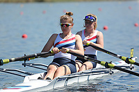 Race: 36  Event: WJ18 2x  B Final<br /> <br /> Junior Sculling Regatta 2018<br /> <br /> To purchase this photo, or to see pricing information for Prints and Downloads, click the blue 'Add to Cart' button at the top-right of the page.