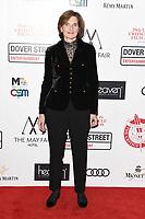 LONDON, UK. January 20, 2019: Deborah davis arriving for the London Critics' Circle Film Awards 2019 at the Mayfair Hotel, London.<br /> Picture: Steve Vas/Featureflash