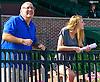 John & Maddie Witte at Delaware Park on 8/11/16