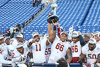 NCAA FOOTBALL: 2016 AAC Championship