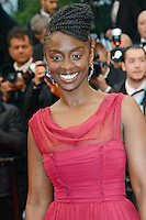 """Aissa Maiga attending the """"Amour"""" Premiere during the 65th annual International Cannes Film Festival in Cannes, France, 20th May 2012..Credit: Timm/face to face /MediaPunch Inc. ***FOR USA ONLY***"""
