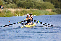 Race: 36  W.2x (Band 3)  Heat 1<br /> <br /> Peterborough Summer Regatta 2018 - Saturday<br /> <br /> To purchase this photo, or to see pricing information for Prints and Downloads, click the blue 'Add to Cart' button at the top-right of the page.