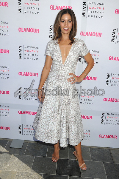 19 September 2015 - Los Angeles, California - Ana Ortiz. 4th Annual Women Making History Brunch held at the Skirball Cultural Center. Photo Credit: Byron Purvis/AdMedia