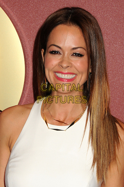 28 February 2014 - Los Angeles, California - Brooke Burke Charvet. QVC Presents Red Carpet Style held at the Four Seasons Hotel. <br /> CAP/ADM/BP<br /> &copy;Byron Purvis/AdMedia/Capital Pictures