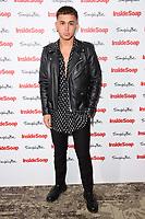 Shaheen Jafargholi at the Inside Soap Awards 2017 held at the Hippodrome, Leicester Square, London, UK. <br /> 06 November  2017<br /> Picture: Steve Vas/Featureflash/SilverHub 0208 004 5359 sales@silverhubmedia.com