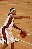 9 November 2006: Melanie Murphy during Stanford's 88-61 win in the first round of the preseason Women's National Invitation Tournament against Loyola Marymount at Maples Pavilion in Stanford, CA.