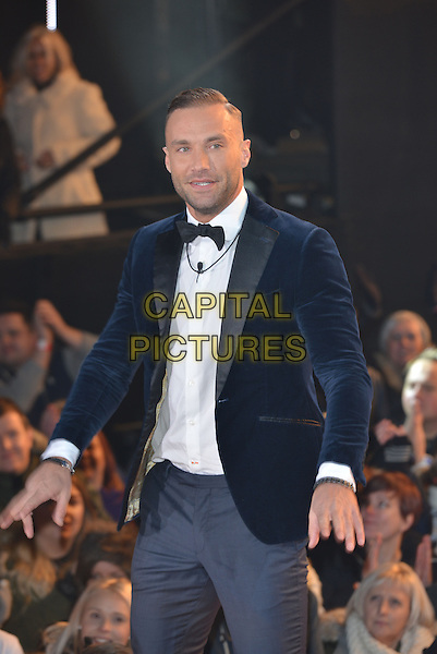 Calum Best<br /> Celebrity Big Brother launch night on Wednesday, 7th January 2015, Borehamwood, Hertfordshire.<br /> CAP/PL<br /> &copy;Phil Loftus/Capital Pictures